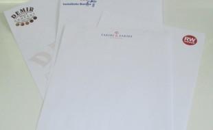 briefpapier drukwerk