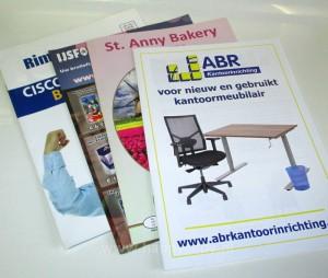 Gedrukt magazine, Magazines/Brochures drukwerk